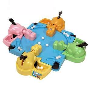 Hungry Hippos - £7.50 @ The Entertainer