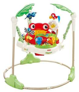 Fisher-Price Rainforest Jumperoo £51.33 @ Amazon
