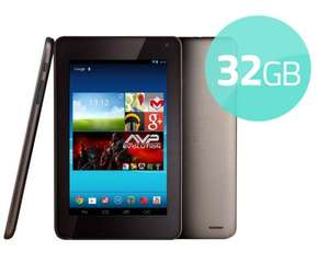 "Hisense Sero 7 Pro 32GB 7"" Android Tablet £119.99 @ eBuyer with free case"