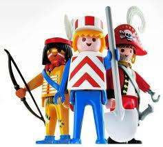 Playmobil Damaged Box Sale (Place order via phone)