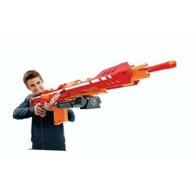 NERF N-Strike Elite Mega Centurion - Now Only £34.99 - Smyths Toys