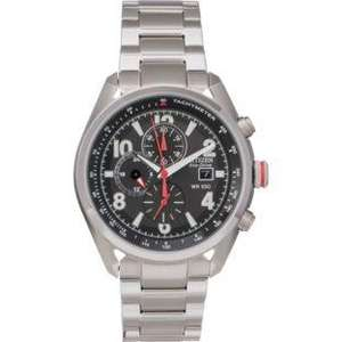 Citizen Men's Eco Drive Red Crown Chrono Watch £99.99 @ Argos
