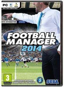 Football Manager 14 Steam CD Key £19.99 with code @ SimplyCDKeys (Beta now live)