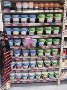 Berger Paint 2 for £15 in B & M