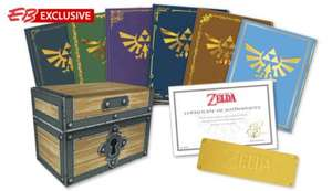 The Legend of Zelda Box Set - Collectors Edition - Prima's Official 6 Game Guides [ Hardback ] @ Play / Speedyhen - £66.94