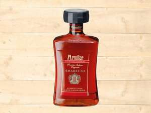 Lidl Amaretto (70cl) now £8.99