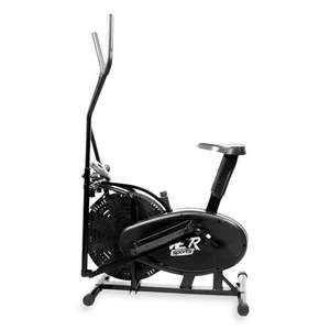 We R Sports 2-in-1 Elliptical Cross Trainer and Exercise Bike £59.99 at Amazon
