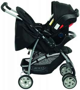Graco Mirage Travel System by Graco fulfilled by Amazon for £73.30