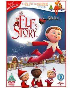 Elf on the shelf dvd - £2.99 @ Argos