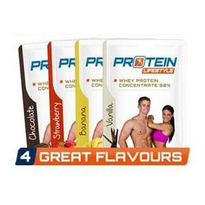 Protein Lifestyle - 15kg flavoured protein blend - £105  (£89 with 15% quidco!)