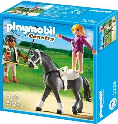 Playmobil 5229 horse dressage training £2.10 amazon RRP £6.99