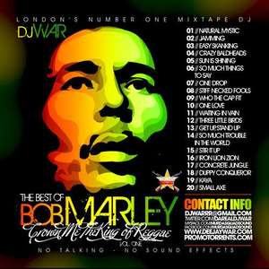 Free Download - Bob Marley & The Wailers - The Best Of Bob Marley - Crown Me The King Of Reggae Vol. 1  @ Datpiff.Com