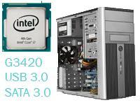 Haswell Barebones System w/ CPU/DDR3/USB3/SATA3 just add HDD+OS! £189.98 @ Novatech