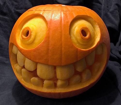 British Halloween Pumpkins - £1 each - Lidl