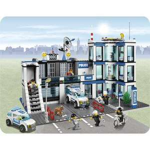 Lego City Police Station £48.99 delivered @ Toys R Us