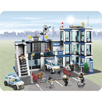 Lego City Police Station £48.99 delivered @ Toys R Us