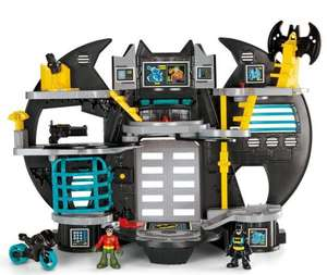 Imaginext Batcave £26.66 @ Amazon