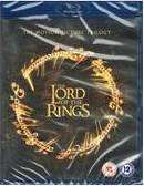 Lord of the Rings Motion Picture Trilogy (theatrical cuts) (blu-ray) £6.29 @ wowhd