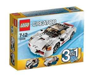 LEGO Creator 31006: Highway Speedster £7.50 @ Amazon
