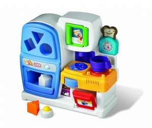 Little Tikes Discover Sounds Kitchen is Only £19.99 @ Home Bargains.