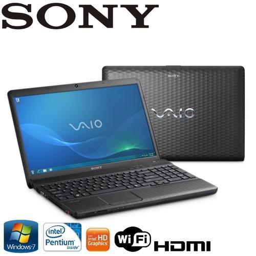 SONY VAIO INTEL PENTIUM B950 320GB HDD 4GB £299 @ Ebay /  Tesco Outlet