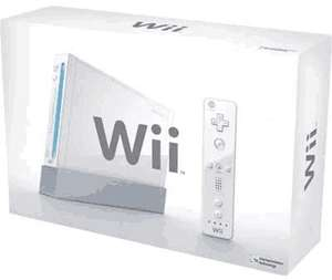 Nintendo Wii Console (pre owned) £29.99 @ GAME