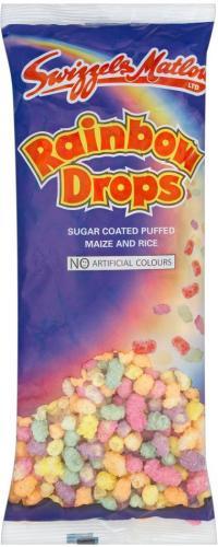 Rainbow Drops at Tesco, big packets, 21p!