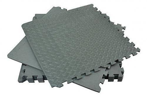 Rolson 6 Piece Floor Mat Set - 120 x 180cm £5.00 @ Halfords