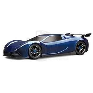 Traxxas XO-1 1/7th Electric 4WD On Road 100 mph RC Supercar with the TQi 2.4Ghz Radio System - TRX6407-Blue for £629.00 @ Wirelessmadness