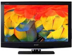 SHARPLC32LD145K(  Full LED screen and USB recording, HDMI , Freeview for only £199.95 at Richer sounds instore exclusive. Lowest priced guaranteed