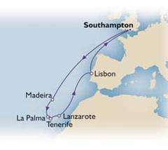 Last minute deal cruise on the Queen Victoria with Cunard. 5th novemeber, 12 nights, full board, inside cabin from 599pp!!