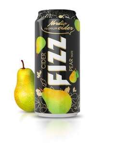 500ml FIZZ 4.5% Pear Cider just 59p @ Morrisons