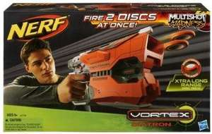 Nerf Vortex Diatron - 62% off - £7.64@Amazon plus del