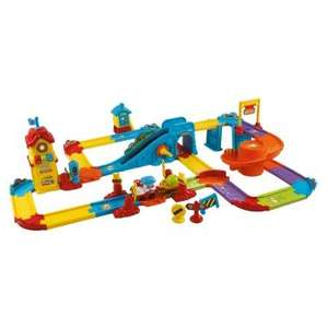 Vtech toot toot drivers train station £35.48 @ Smyths