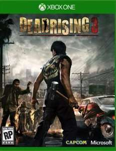 "Dead Rising 3 - £37.75 (Other Xbox One games inside @ £37.75) @ Gameseek (Use code ""RETRO"" for £2 off)"