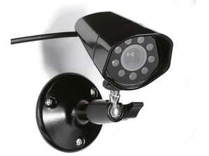 Colour Surveillance Camera - £19.99 THIS THURSDAY LIDL 24.10.13