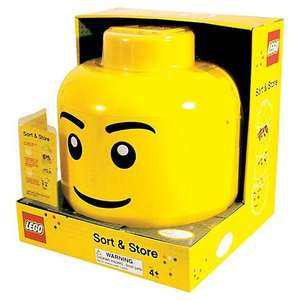 LEGO sort and store head £25.00 down from £39.99 at John Lewis