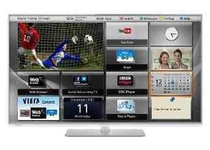 Panasonic TX-L50E6B 50 Inch Smart LED TV - TX-L50E6B ( full HD 1080P  ,built in wifi and Freeview HD  )  now at reduced price £799.98 or £785.98 by which? Voucher + 5 year warranty @ laptopsdirect