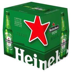 Heineken 12 x 330ml only £8.00 at Asda