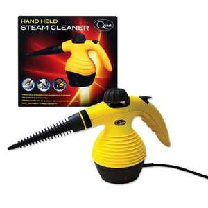 Hand held steam cleaner, cheapest it's been on Amazon, £13.85