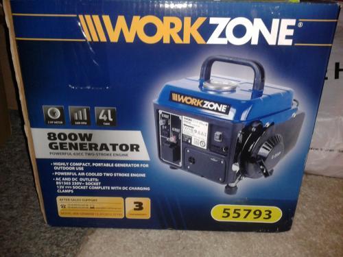 800w 2 Stroke Generator - Aldi £24.99 instore