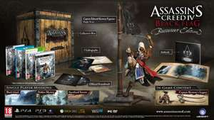 Assassins Creed IV: Black Flag Exclusive Buccaneer Edition (ALL Console Versions - £79.99) @ GAME - PC - £59.99