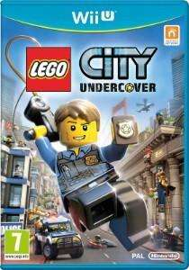 Lego City Undercover Wii U NEW £22.50 at Sainsburys in store