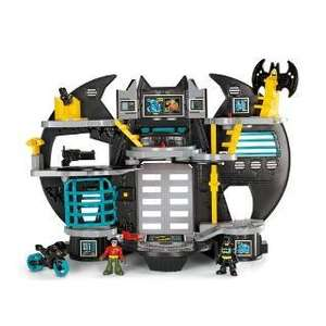 Fisher Price Imaginext batcave £29 at Tesco Direct