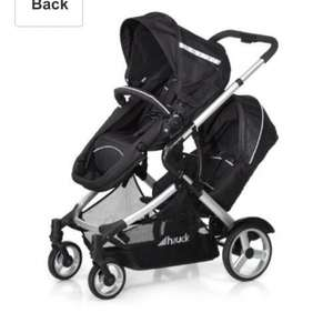 Hauck Duett Twin Stroller only £166.66 free delivery @ Amazon