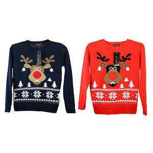 Christmas Jumpers @ Home Bargains Adults £9.99 Kids £5.99