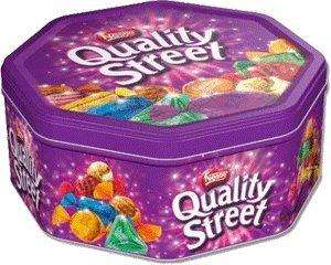Quality Street 795g Tub only £3.60 for myWaitrose members @ Waitrose
