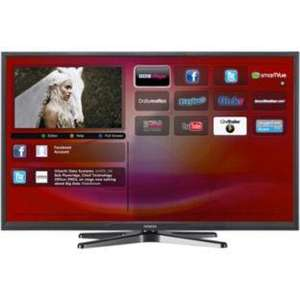 Hitachi 28 Inch HD Ready Freeview HD Smart LED TV -  Silver - £199.99 @ Argos