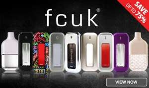 FCUK 100ml *Various Fragrances* - Only £8.99 @ Savers