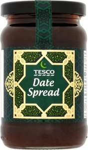 Tesco Date Spread or Syrup (340g) was £3.00 now 2 Jars for just £1.00 @ Tesco